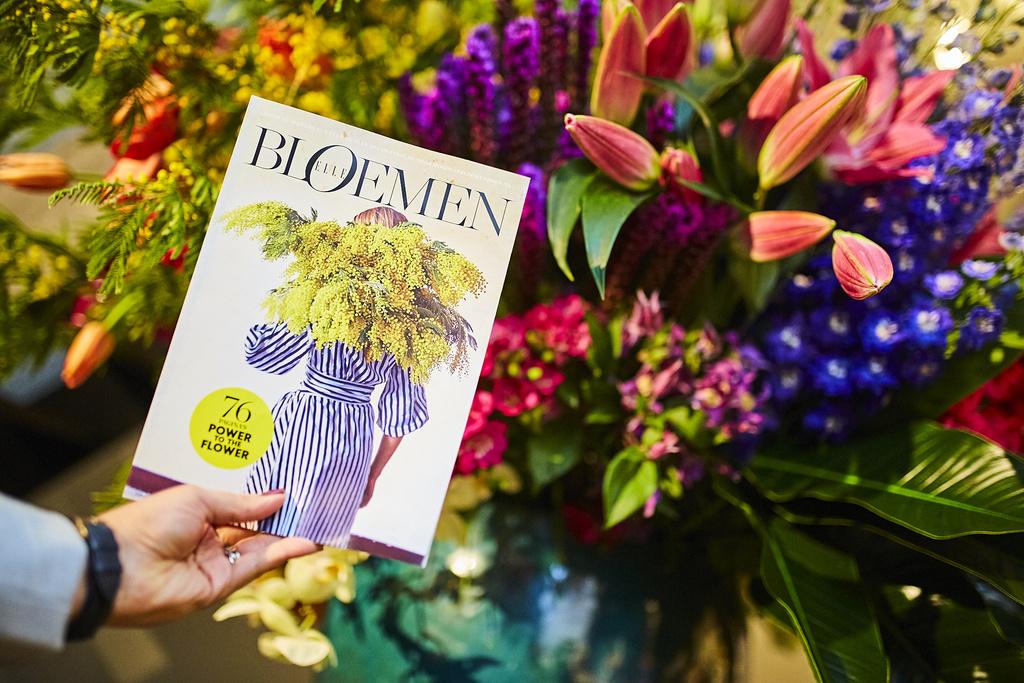 Nu in de schappen: ELLE Bloemen
