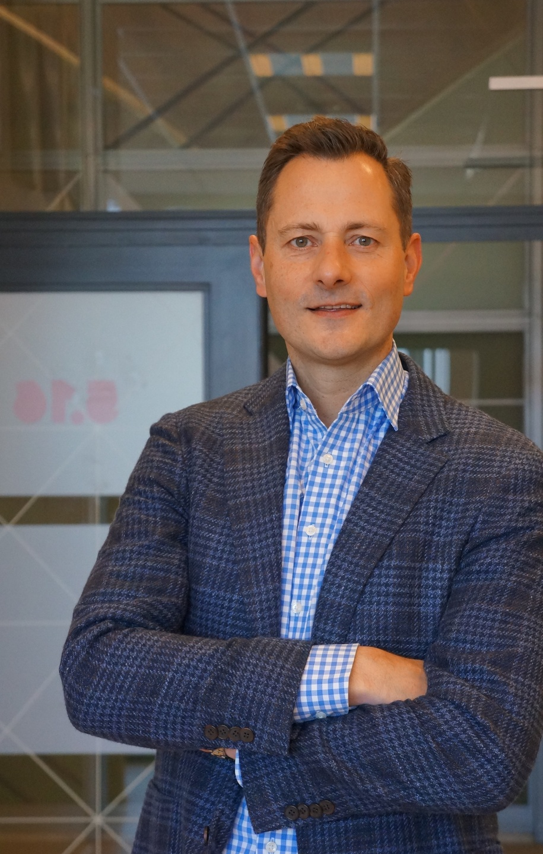 Dennis van der Lubbe nieuwe directeur van Bloemenbureau Holland
