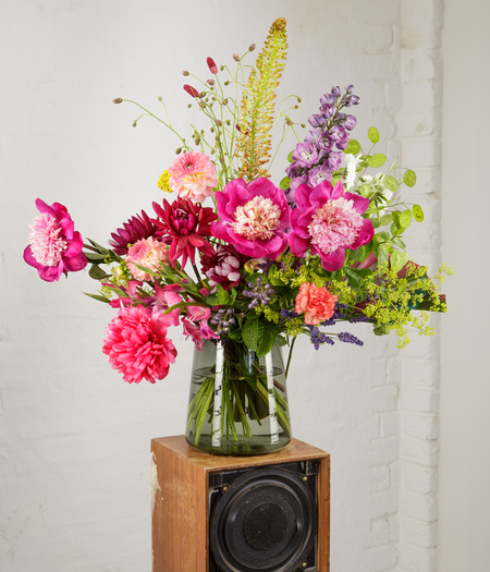 Limited edition floral bouquets for men