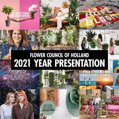 2021 Year Presentation Flower Council of Holland