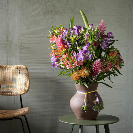 Alstroemeria is on the Flower Agenda in May