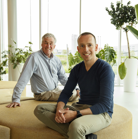 Marco van der Sar new chairman of the Flower Council of Holland