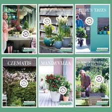 Posters Gardenplant of the Month 2017