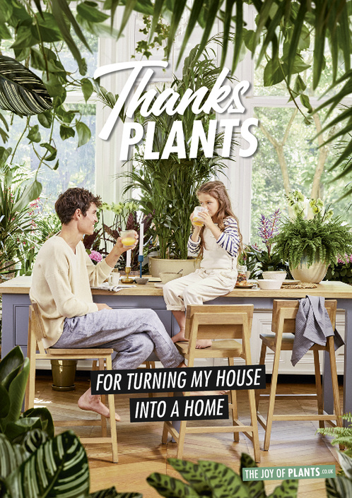 "Thanks Plants ""Health & Wellbeing"""