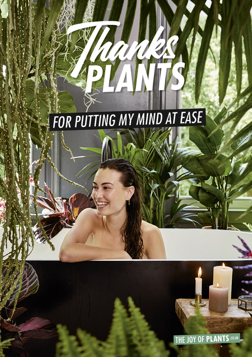 """Thanks Plants """"Relaxing"""""""
