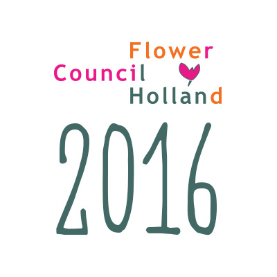 The Flower Council of Holland's activities in 2016 captured in images