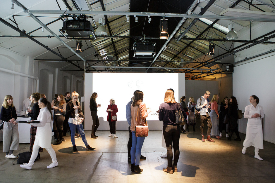 Guests: The Blank Canvas Project  -  2018 UK Trends Event