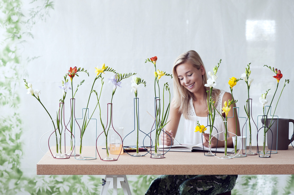 Bloemenagenda Freesia 2016