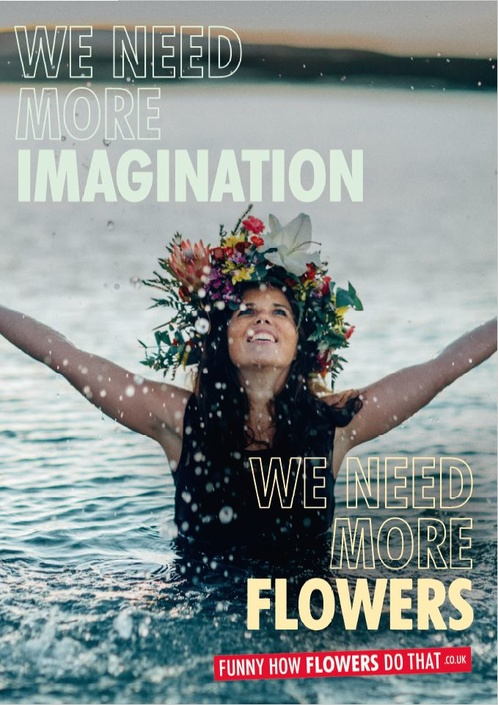 We need more flowers - Imagination