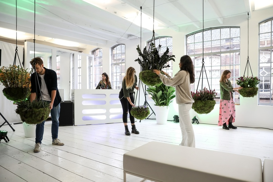 Plant House woonkamer