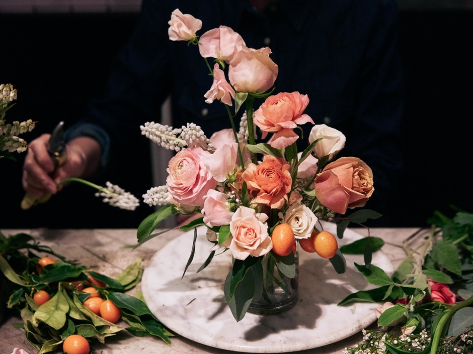 Exposé #16: New York floral splendour with Putnam & Putnam
