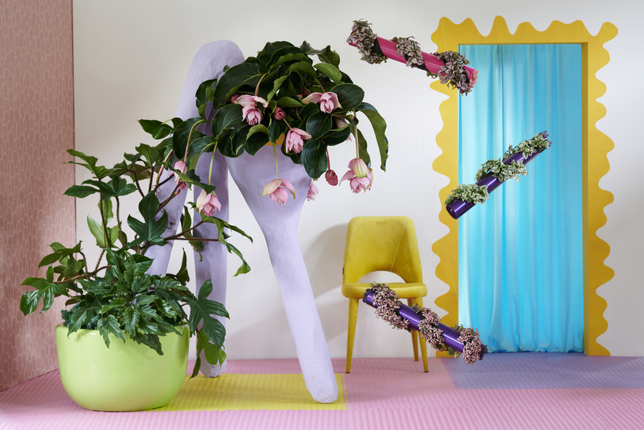 The houseplants from The Trend Collection Spring/Summer 2021