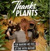 Thanks Plants UK multimedia campaign