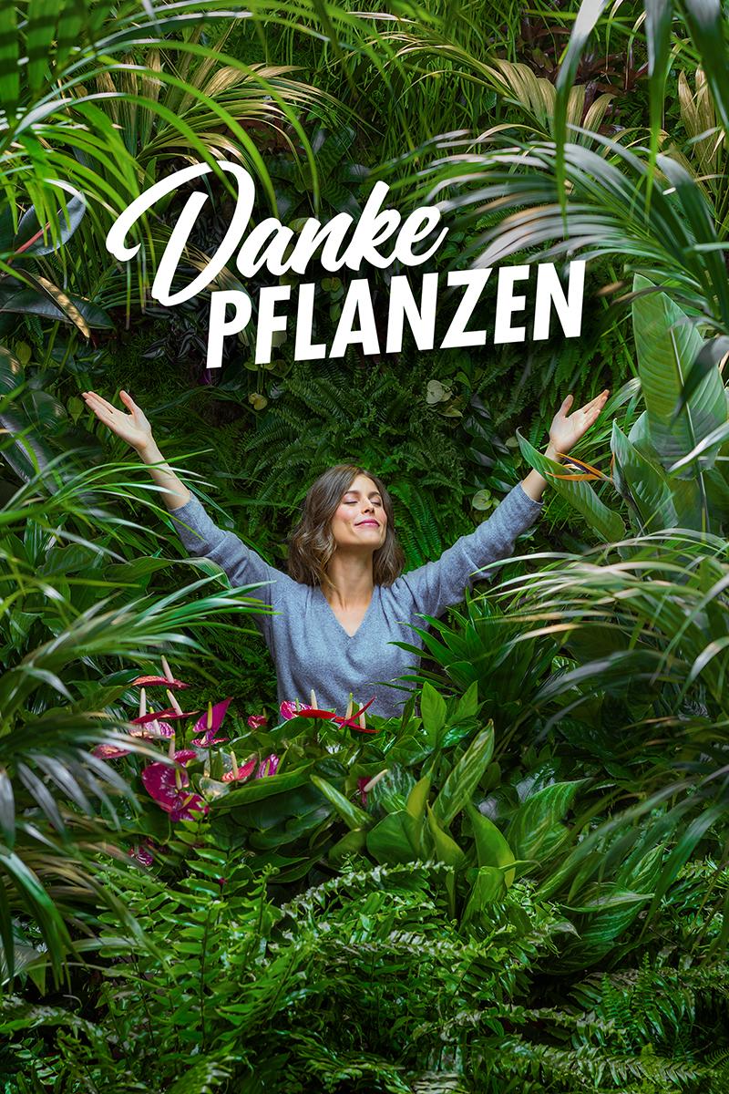 Danke Pflanzen campagne